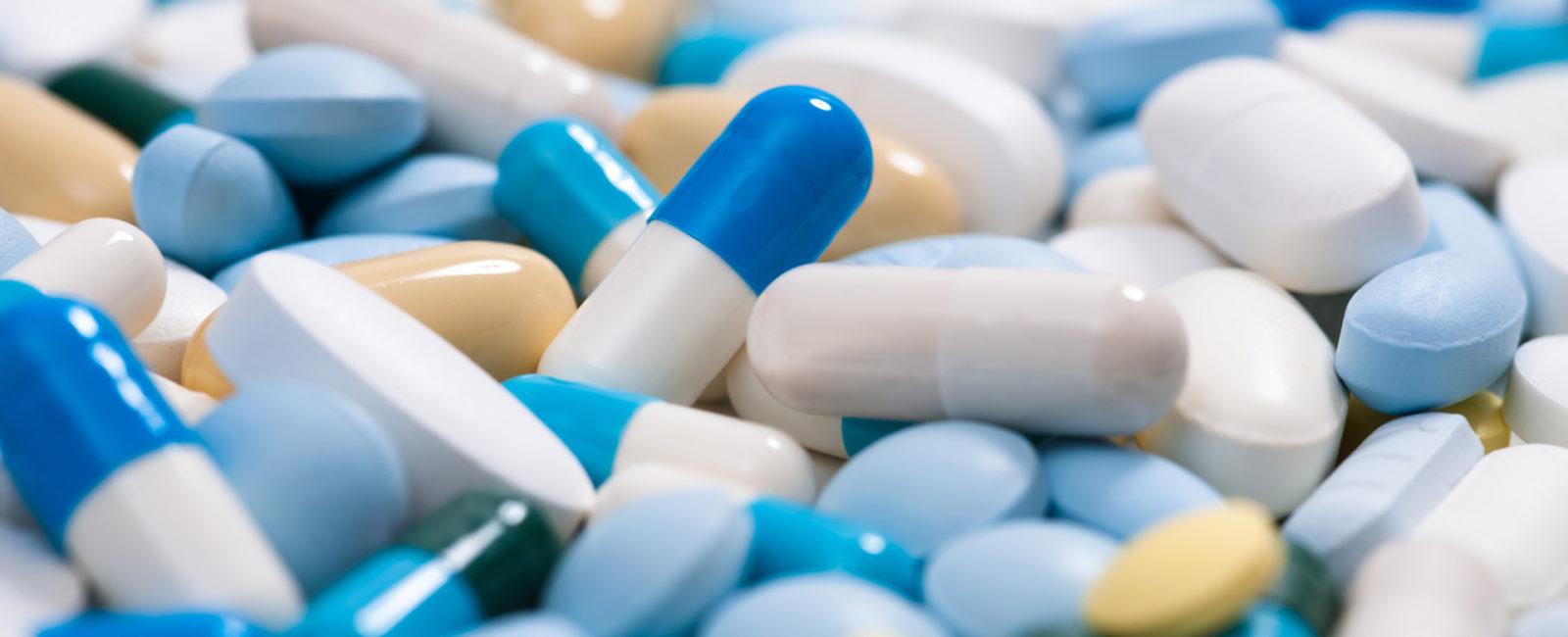 Darmfloraschutz nach Antibiotikaeinnahme Medikamentenfoto