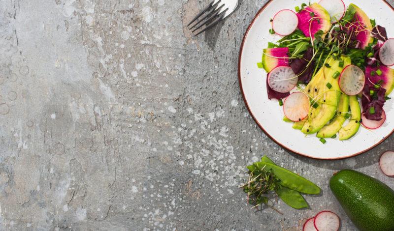 Alimentos Veganos: Beneficios y posibles riesgos