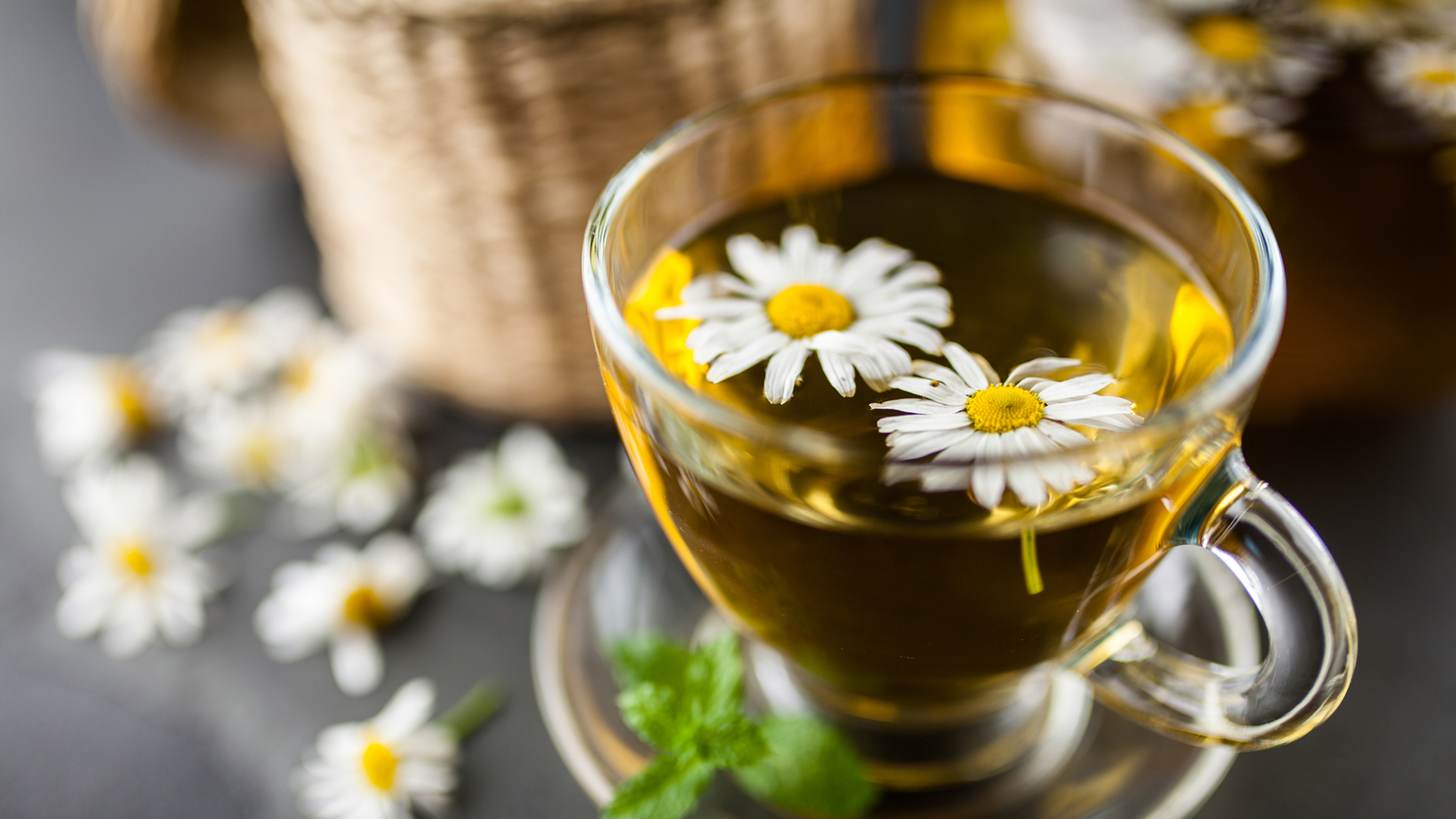 Magen-Darm-Tee Darmflora nach Grippe aufbauen