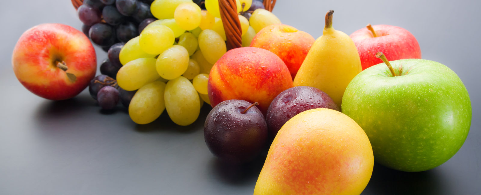 Fructoseintoleranz, Äpfel, Birne, Weintrauben