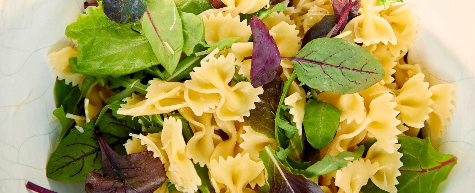 Lebensmittelunverträglichkeiten und Allergien auf Nudeln