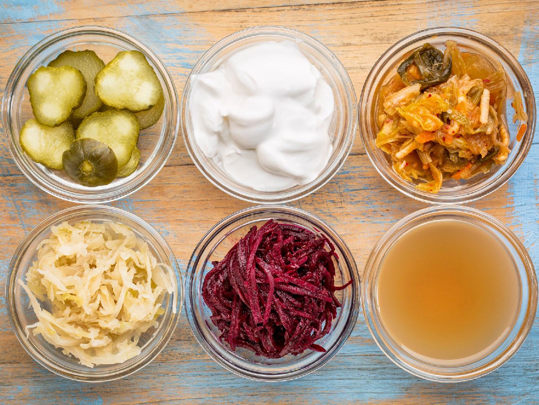 Verdauung anregen Tipp 4 fermentierte Lebensmittel