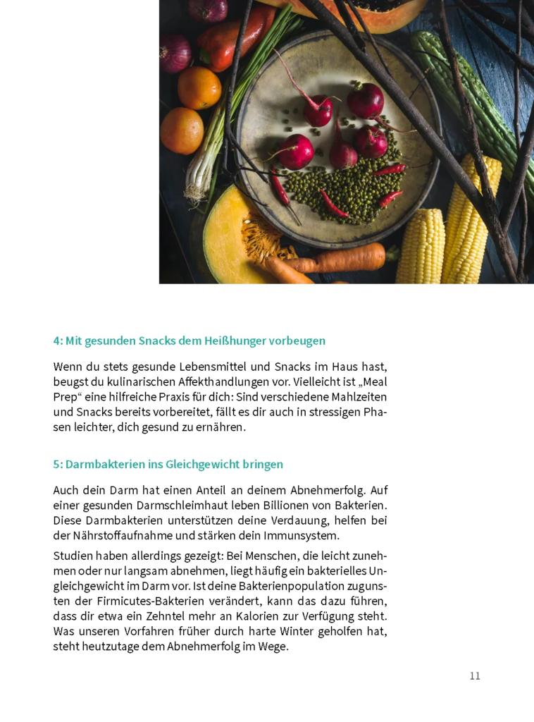 eBook Abnehmen mit Darmbakterien Seite 1