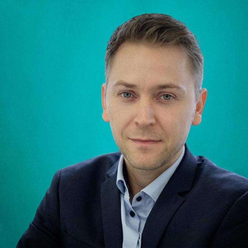 Hr-Ansprechpartner Andrej Wackerow