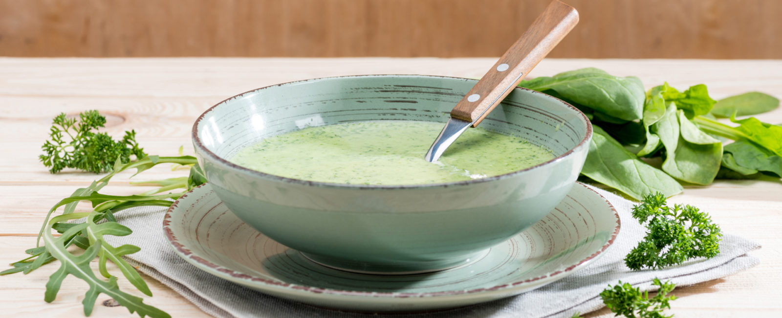 Den Körper Entgiften - Foto Detox-Suppe