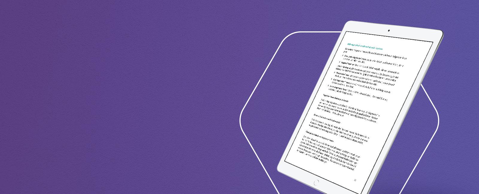 BIOMES eBook Header