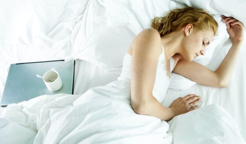 Gesunder Darm, gesunder Schlaf?
